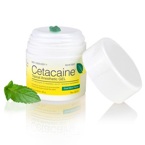 Cetacaine® Topical Anesthetic Gel